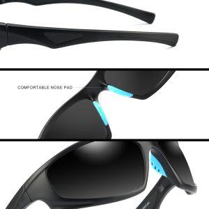 POLARSNOW BRAND DESIGN Classic Polarized Sunglasses Men Women Driving Sport Style Sun Glasses Male Goggle UV400 Gafas De Sol