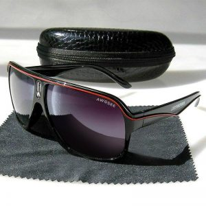AWGSEE Brand Vintage Polarized Sunglasses Men Women Driving Shades Glasses UV400 Outdoor Fishing Sun Glasses Oculos de sol Male