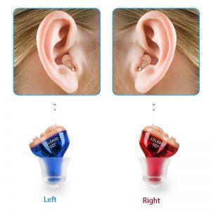 Hearing Aids Audifonos  J20 for Deafness/Elderly Adjustable Micro Wireless Mini Size Invisible Hearing Aid Ear Sound Amplifier