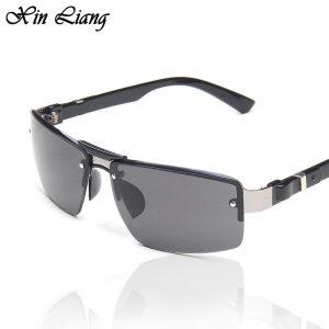 Fashion Men's Photochromic Polarized Male Sunglasses Driving  Eyewear Design Women Windproof UV400 Travel Fishing Sun Glasses