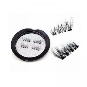 Magnetic Eyelashes Natural Half Cover Magnetic Lashes,Faux Cils Magnetique,Pestañas Magnetica,No Glue False Eyelashes Pestanas