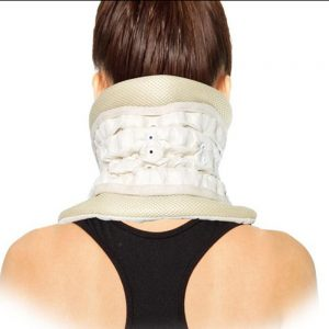 Medical Neck Inflatable Cervical Collar Correction Neck Traction Device Cervical Spine Massage Pain Relief Neck Collar Stretcher
