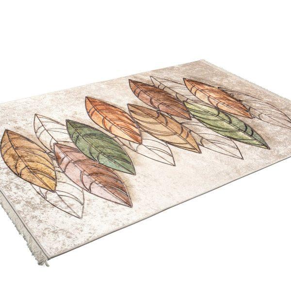 Pamuklife Artificial Leather Based Non Slip Base Carpet Autumn Modern Super Soft Carpet Washable Daily Fashion Style