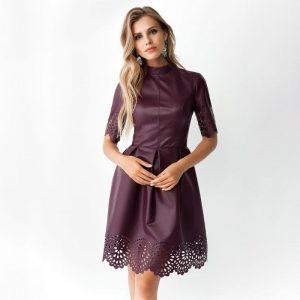 Women Casual a Line Party Dress Ladies Short sleeve Crew neck Spring Dress 2020 New Fashion Mini Dress Vestidos