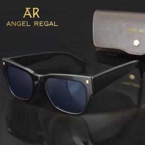 Vintage Polarized Sunglasses Women 2021 Brand Luxury Designer Sun Glasses For Men Acetate Driving UV400 Womens Sunglasses