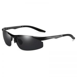 Driving Polarized Sun Glasses Plastic Titanium TR90 Frame Sports Sunglasses Men Polarized Driver Retro UV400 Anti-glare Goggles