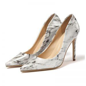 Women High Heels Female Shoes Sexy Women Pumps Basic Pointed Toe Wedding Shoes Shallow Spring Autumn Women Shoes New 2019 DE
