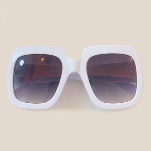 2020 Oversized Sunglasses Women Luxury Brand Big Frame Gradient Sun Glasses Vintage UV400 With Brand Box