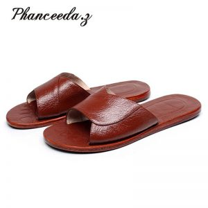2020 Shoes Women Sandals Fashion Flip Flops Summer Style Flats Solid Slippers Brown Sandal Flat Free Shipping Size 6-10