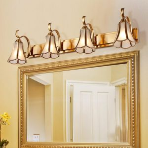 Bathroom Mirror Wall Lamp Classic led Picture Light Salon Clothing Store Mirror Wall Sconce Light Fixture Bathroom Lamp Makeup