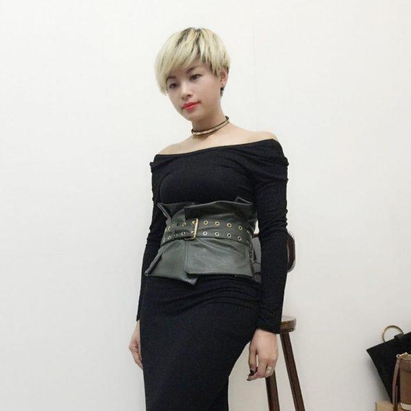 2019 Luxury Leather Girdle Belt Autumn Women Pin Buckle PU Waistband Dress Accessories Female Wide Caestus Corset Dress Belt