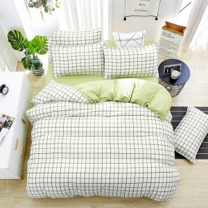 Home Textile Autumn Dark-color Flower Series Bed Linens 4pcs Bedding Sets Bed Set Duvet Cover Bed Sheet Mans Cover Set