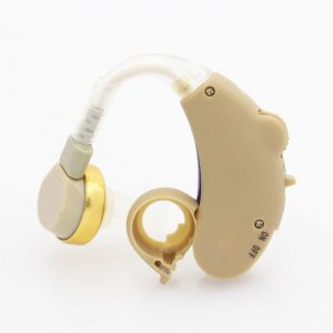 Hearing Aids Personal Sound Amplifier N-H Switch Volume Control Ear Hanging AXON V-185