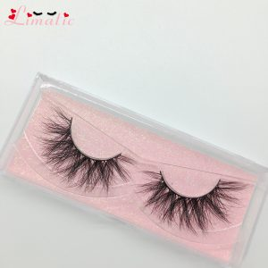 5D Eyelashes Dramatic Natural Long Dripshipping Strip False Lashes Long Lasting Reusable Wholesale