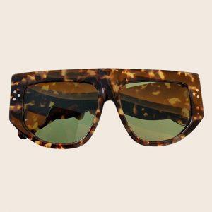 2020 New Trend Square Sunglasses Women Luxury Vintage Sun Glasses Female UV400 Oculos De Sol Feminino