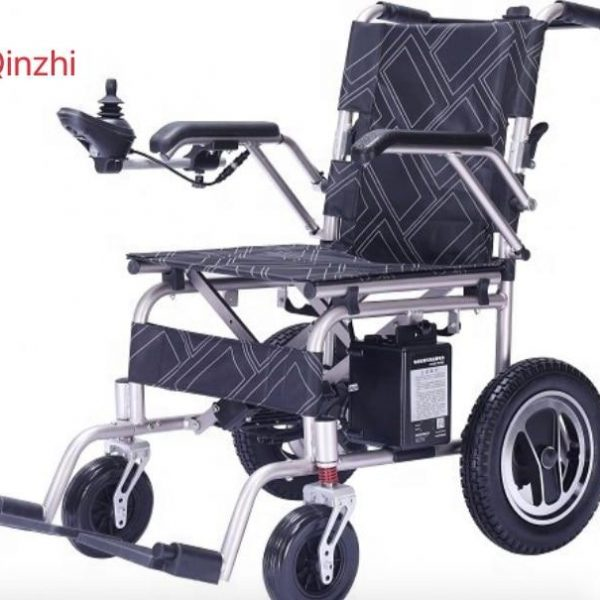 Medical Foldable Aluminium Electric Wheelchair for Patient