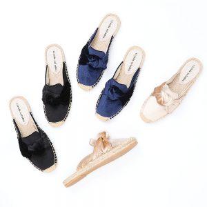 2020 New Special Offer Flock Rubber Solid Summer Indoor Slides Pantufas De Pelucia De Bichos Womens Espadrilles Flat Shoes