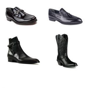 Men's Formal Shoes & Boots