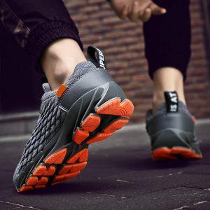 2019 New Trend Blade Running Mens Shoes Men Casual Male Sneakers Women Zapatos De Mujer Hombre Plus Size 46 Zapatillas Sneaker