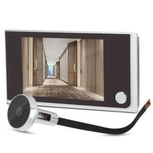 3.5 inch Video peephole Digital Door Camera Doorbell 120 Degree Angle Peephole Viewer video Eye Door Doorbell Outdoor Door Bell