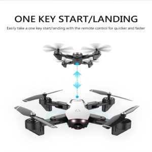 L107Drone 2.4Ghz4CH5MP1080PWifiFPVDualCameraOpticalFlowFoldableRC Helicopter RC Quadcopt Drones With Camera HD