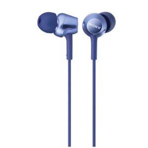 original Sony MDR-EX250AP 3.5mm Plug In Ear Earphone Music Neodymium Drivers earbuds for Xperia Z Z1 Z2 Z3  XZ1 XZ2 X XA1 XA2