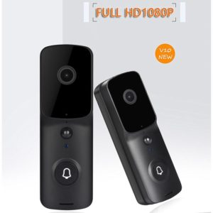 2020 NEW V10 Smart WiFi Video Doorbell Camera Visual Intercom with Chime Night vision IP Door Bell Wireless Home Security Camera