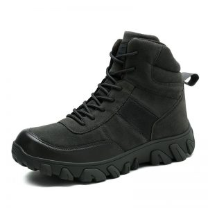 Big Size Men Desert Military Tactical Boots Male Outdoor Waterproof Hiking Shoes Sneakers Anti-skid Wearable Sports Combat Boots
