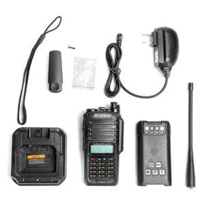 2019 NEW High Power Upgrade Baofeng UV-9R plus Waterproof walkie talkie 10w for two way radio long range 10km 4800mah uv 9r plus