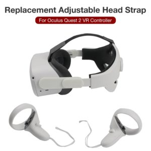 Adjustable Replacement Head Strap Headband For Oculus Quest 2 VR Glasses Headset Support For Quest2 Virtual Reality Accessories#