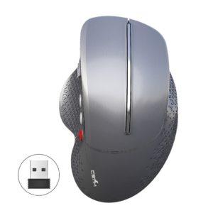 HXSJ T32 Vertical Wireless 2.4G Wireless Rechargeable Mute Mouse 6 Keys 3600DPI Silent Mice 10 Million Times For Windows