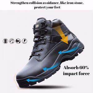 Outdoor Hiking Trekking Shoes Men Lightweight Military Tactical Boots Combat Shoes Botas Tacticas Hombres Mountain Sneakers Men
