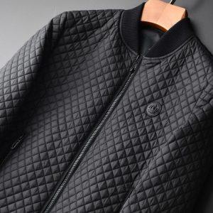 Minglu Parka Men Hight Quality Stand Collar Slim Fit Winter Jacket Men Plus Size 4xl Fashion Casual Black Men Winter Coat