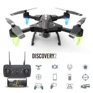 New 18 Minutes Battery Fly RC Helicopter DRONE With Camera no camera Professional Foldable rc Quadcopter toys for gift birthday