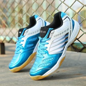 Brand Men Badminton Shoes High Quality Anti-Slippery Training Professional Sneakers Male Big Size 36-45 Sport Badminton Shoes
