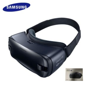 100% Original Samsung Gear VR 4.0 3D Glasses VR 3D Box For Samsung Galaxy S9  S8 S8+ Note7 Note 5 S7 S6 S6edge Smartphones