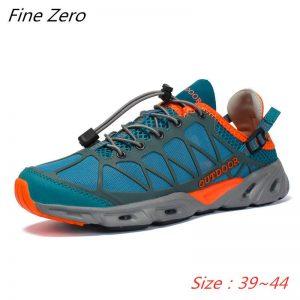 New Men Outdoor Sneakers Anti-skid Breathable Hiking Shoes Men Women Outdoor Hiking Sandals Men Trekking Trail Water Aqua Shoes