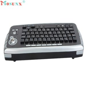 Factory price Hot Selling High Quality  Mini 2.4Ghz Wireless Keyboard Touchpad With Mouse For PC PS4 Smart TV
