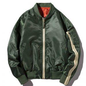 Retro Vintage Jacket Men Winter Bomber Jacket Japanese Baseball Jacket Autumn Casual Coat Zipper Youth Harajuku Streetwear Male