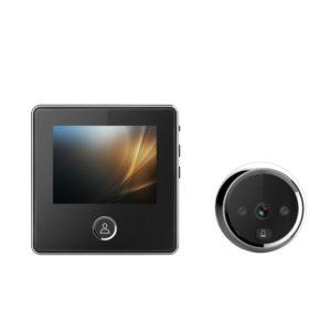 2.8 Inch Video-Eye Smart Cat Eye 120 Degree Door Bell Visual Wireless Doorbell Smart Visual Electronic Mirror Comes With Memory