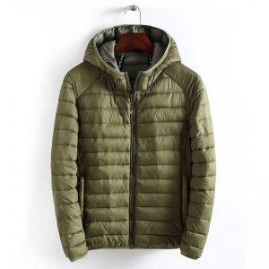 New high-grade Jackets Men Autumn Winter Warm Outwear Brand Mens hooded top Coats Casual Windbreaker dropshipping clothes