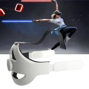 Adjustable For Oculus Quest 2 Head Strap VR Elite Strap Comfort Improve Supporting Forcesupport Reality Access Increase Virtual