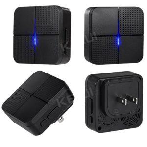 AC 110-220V Smart Indoor Doorbell Wireless WiFi Door Bell Ding Dong US EU UK AU Plug For KERUI WIFI doorbell camera
