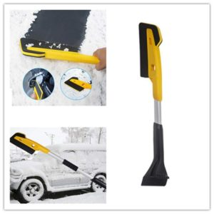 Universal Car Ice Scraper Snow Brush Snow Shovel Removable Car Snow Shovel Deicer Spade Deicing Cleaning Scraping Tool