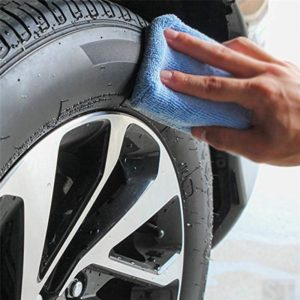 Car Wash Cleaning Sponge Block Wax Sponge Block Car Cleaning Microfiber Terry Cloth Box Polished Cleaning  Car accessories