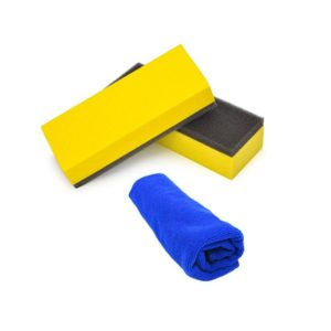 Auto Car Accessories Car Wash Car Cleaning Polisher Waxing Sponge Plated Glass Coating Tools Sponges and Towels Dropshipping