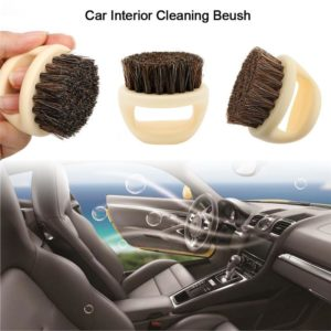 Car Accessories Interior Air Conditioner Vent Slit Cleaner Brush Instrumentation Dusting Blinds Keyboard Cleaning Brush Car Wash