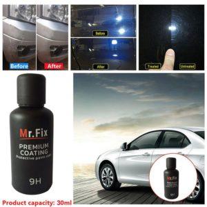 2019 wash car accessories 9H Car Oxidation Liquid Ceramic Coat Super Hydrophobic Glass Coating Set Dropshipping For toyot