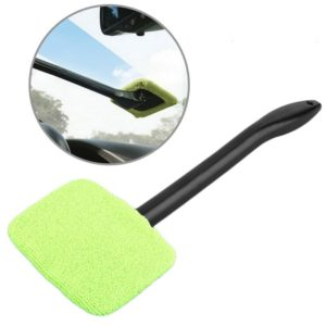 Portable Car Windshield Auto Glass Inside Outside Window Cleaning Tool Long Handle Wiper Multipurpose Car Accessories Dropship