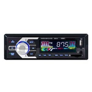 Autoradio 12V Car Radio Bluetooth Hands-free Car Stereo Player Phone AUX-IN MP3 FM/USB/radio Remote Control for Iphone Car Audio